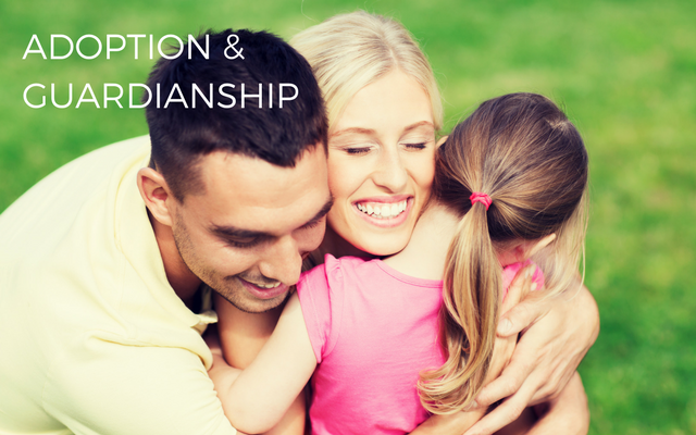 Adoption & Guardianship Law